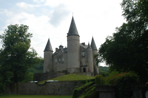 Castillo de Veves
