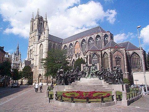 Carlos V y Gante, la humillación de su ciudad natal