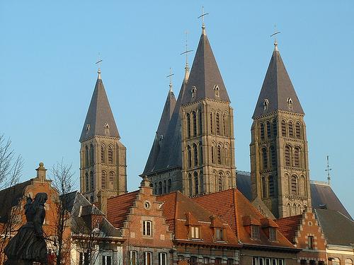 Tournai, las reliquias de Nuestra Señora