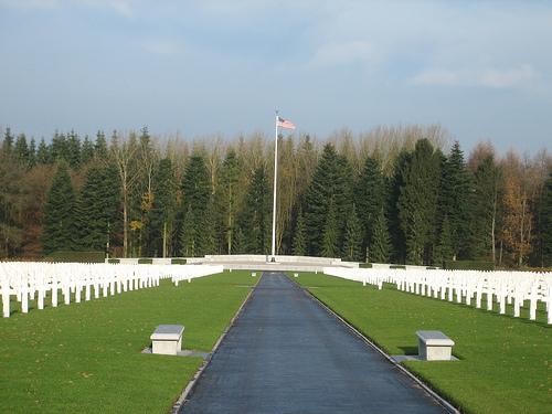 Cementerio en Neuville en Condroz