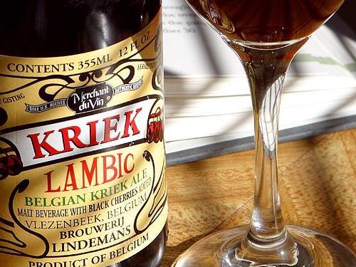 Cerveza Kriek Lambic