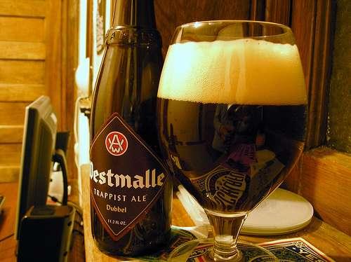 Cerveza de Westmalle