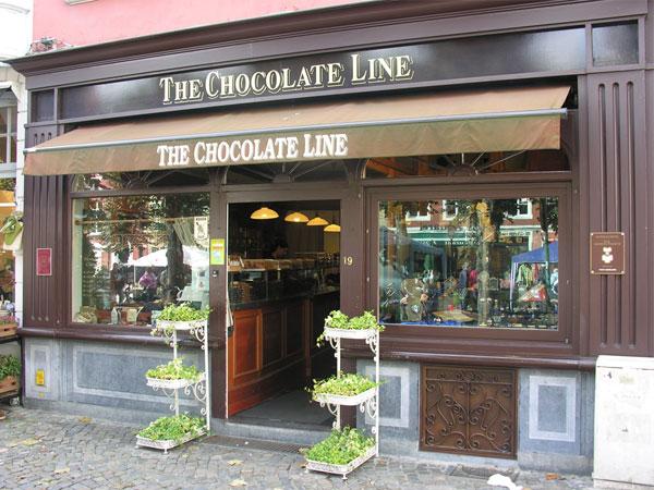 Chocolate Line