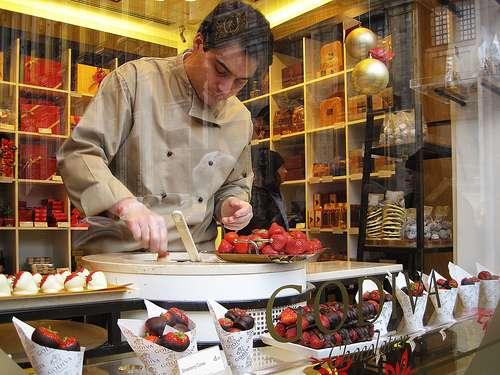 comprar Chocolate en Bruselas