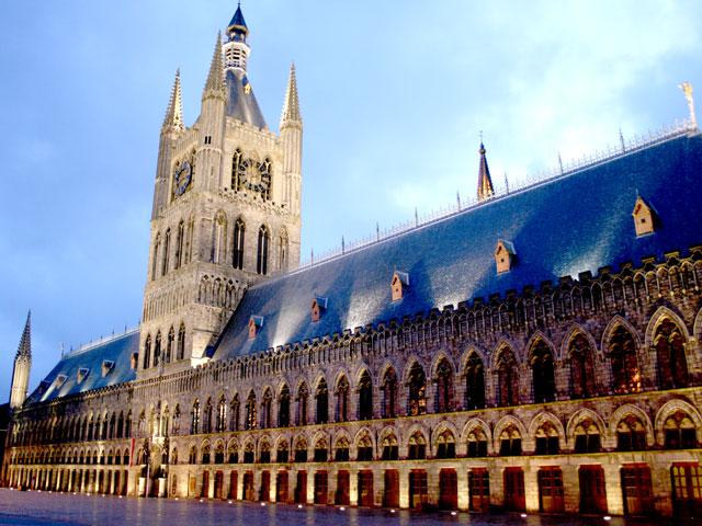 Cloth Hall de Ypres