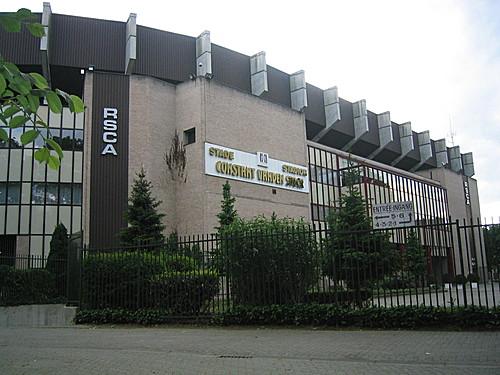 Estadio Constant Vanden Stock de Bruselas