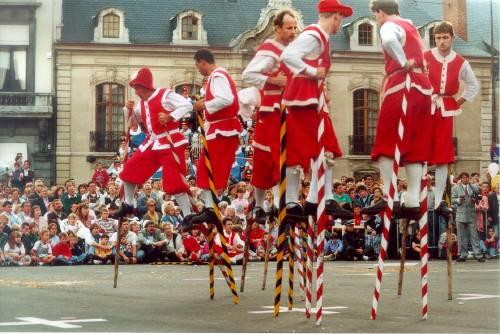 Festival en Valonia, historia y tradición
