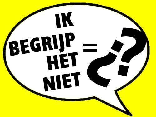 Bélgica, speak english