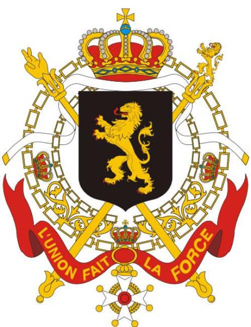 Escudo de armas de Bélgica