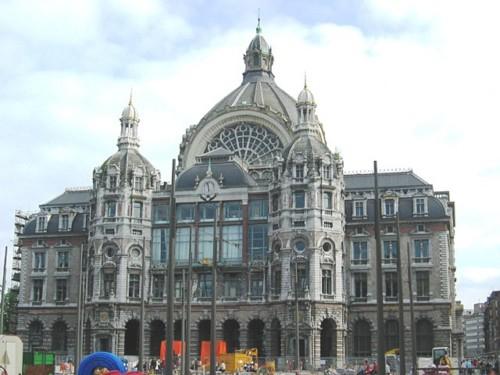 Estacion Central de Amberes