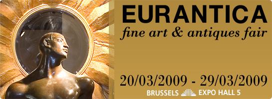 Feria de Arte y Antiguedades EURANTICA en Bruselas