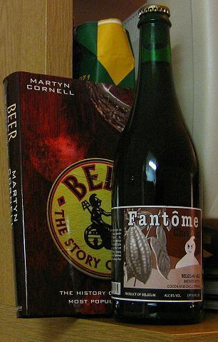 La cerveza Fantome, joya oculta en las Ardenas
