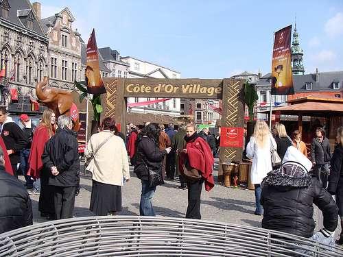 Festival de Chocolate 2010 en Mons