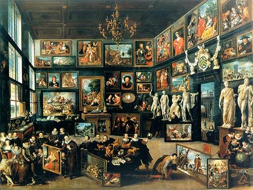 Gabinete de Curiosidades, exposición en Amberes