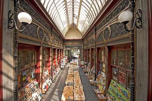 La Galería Bortier en Bruselas