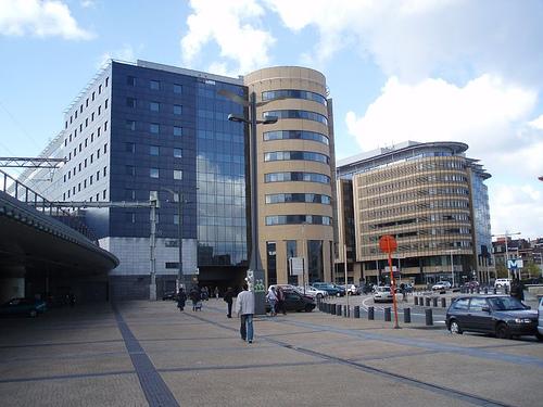 Gare du Midi en Bruselas