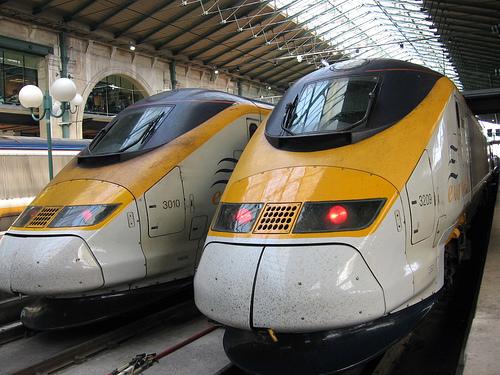 La Estación Gare du Nord de Bruselas