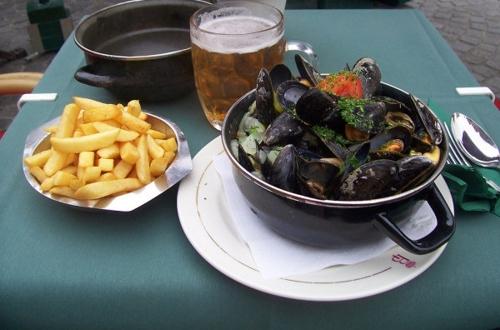 Gastronomía en Flandes