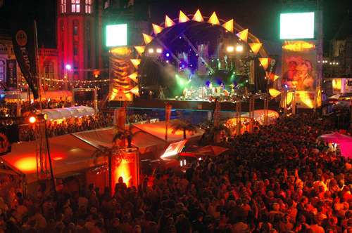 Gentse Feesten, festival de verano en Gante