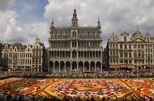 Alquiler coches en bruselas