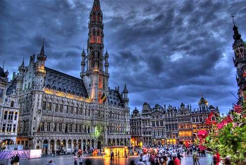 Hoteles en Bruselas cerca de la Grand Place