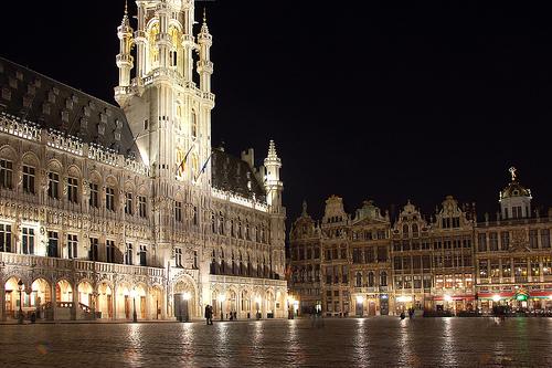 La historia de Bruselas, capital del turismo belga