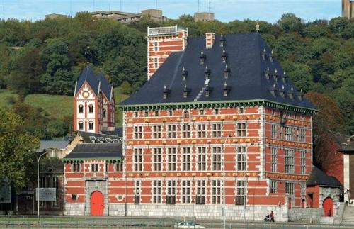 Complejo Museo Grand Curtius, en Lieja