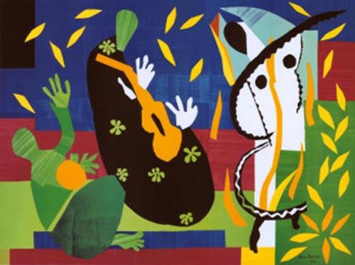 Exposición de Henri Matisse en Nivelles