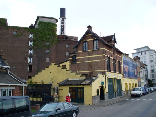 La Fábrica de Cerveza Het Anker en Malinas