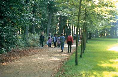 Un paseo por Het Leen