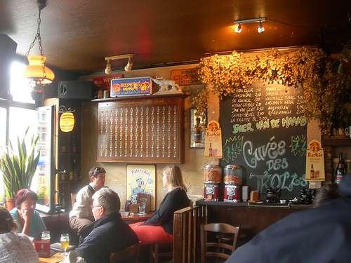 Bares y restaurantes para visitar en Gante