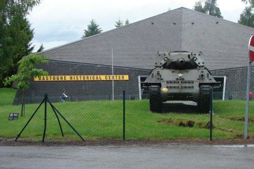 Historical Center de Bastogne