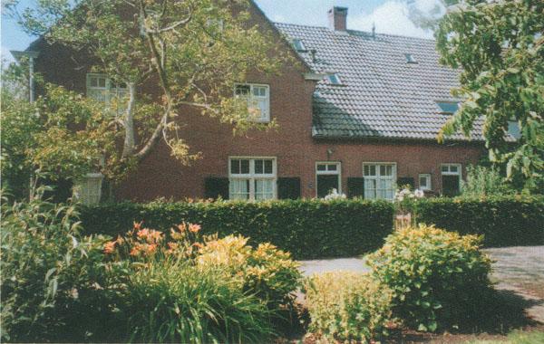 La granja de Hoeve Spreeuwenburg