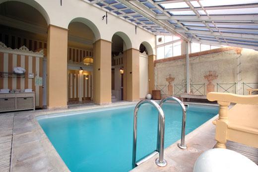 Hotel De Tuilerieen en Brujas