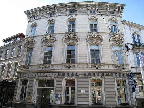 Hotel Gravensteen, hotel en el centro de Gante
