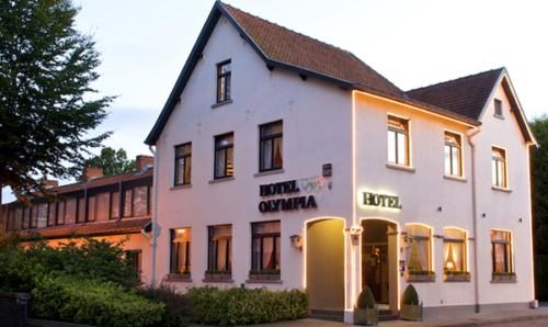 Hotel Olympia, alojamiento en Brujas