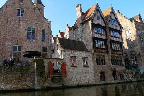 Los mejores hoteles en Bruselas y Brujas