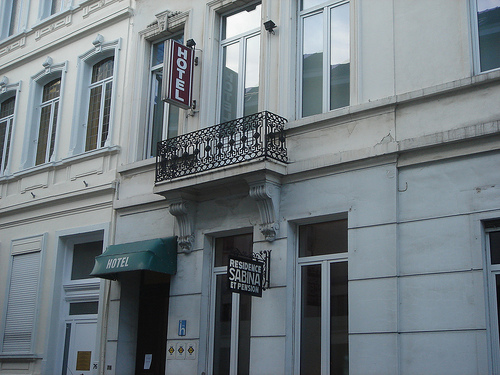 Los hoteles mas baratos de Bruselas