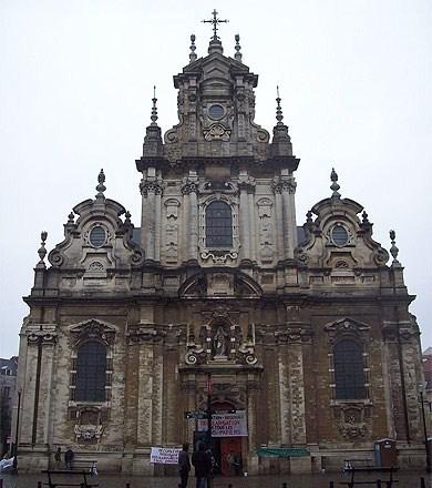 La Iglesia de San Juan Bautista en Bruselas
