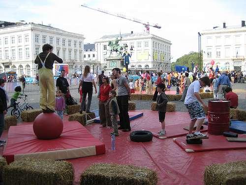 El Iris Day, fin de semana de fiesta en Bruselas