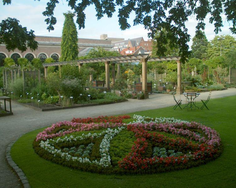 Parques públicos en Lovaina