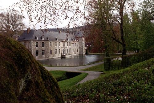 Jardines de Annevoie, paz y tranquilidad en Valonia
