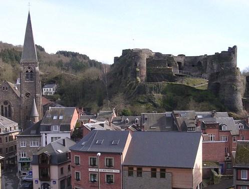 La Roche en Ardenne y su castillo