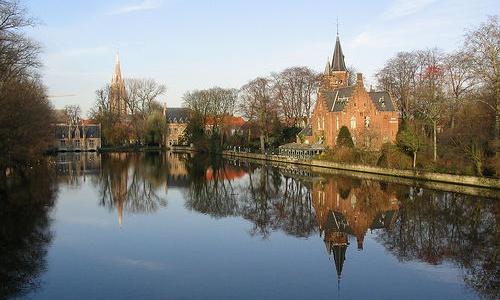 San Valentín en Bélgica