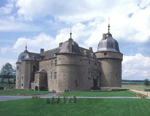 Visitar el Castillo de Lavaux