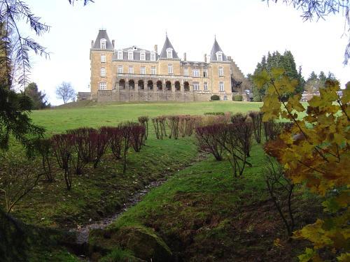 Hotel Le Chateau de la Poste en Namur