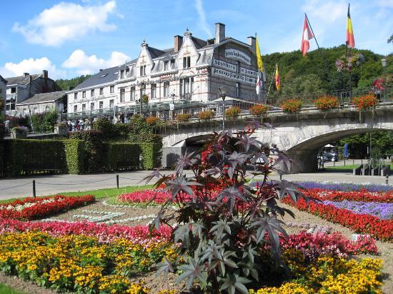Hotel le Sanglier des Ardennes en Durbuy