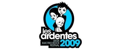 Festival Les Ardentes 2009 en Lieja