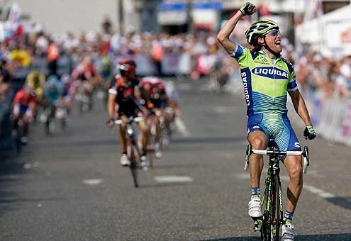 Lieja-Bastogne-Lieja, clásica ciclista en Bélgica
