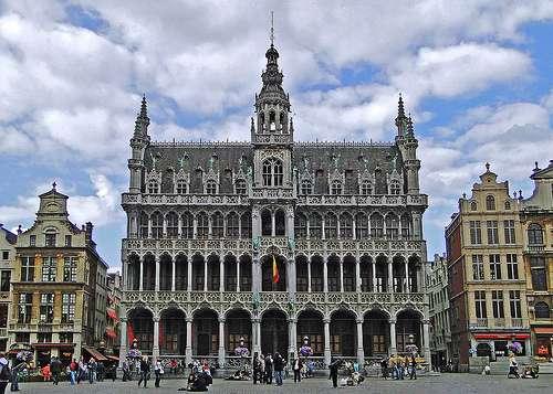 La Maison du Roi en la Grand Place de Bruselas